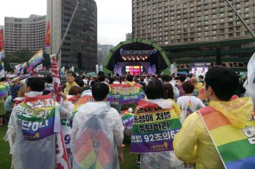 Attendees-at-the-Korea-Queer-Culture-Festival